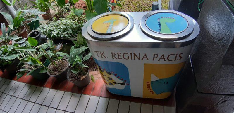 TK - Tempat Sampah